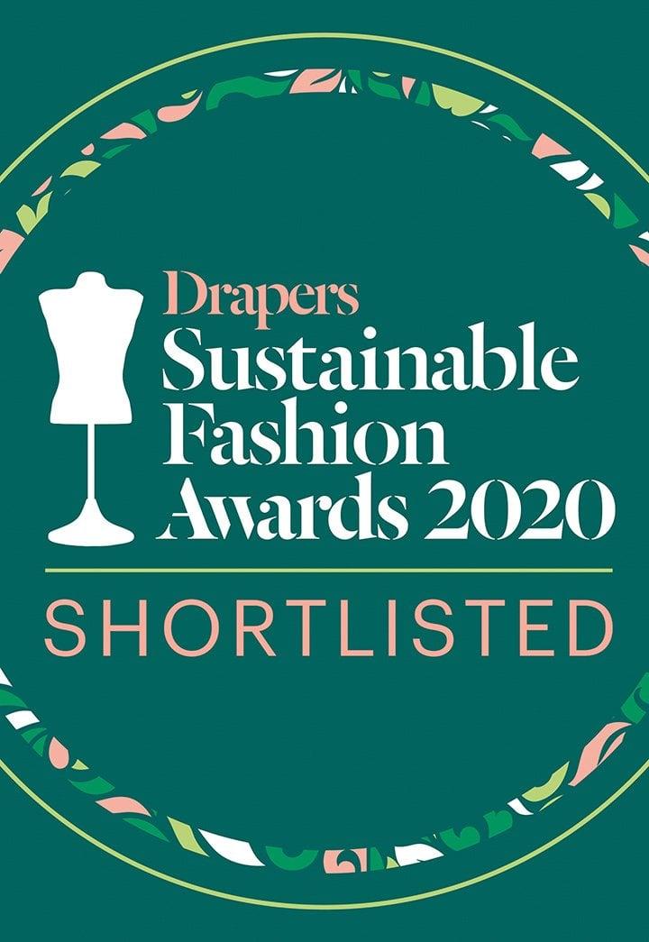Drapers Sustainable Fashion Awards 2020